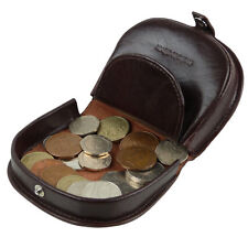 New Mens Quality Gents Leather Coin Tray/Purse by Mala Leather Change
