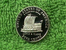 États-unis 5 Centimes 2004 S Preuve Quillard