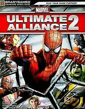 Marvel: Ultimate Alliance 2 (BradyGames Signature Series Guide) by BradyGames