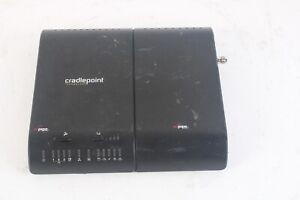 Cradlepoint CBA750 3G/4G Mobile Broadband Adapter With Novatel U760 Modem