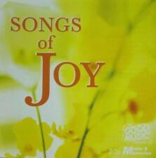 Various Easy Listening(CD Album)Songs Of Joy-Good Music Records-MMD1223-VG