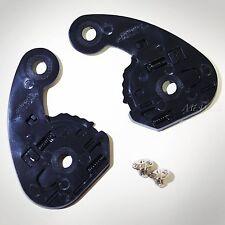 HJC HJ-20M Shield Gear Plate Set for FG-17 IS-17 FG-ST RPHA ST R-PHA ST Visor