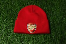 ARSENAL london ENGLAND FOOTBALL SOCCER FAN HAT OFFICIAL LICENCED PRODUCT