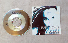 "CD AUDIO MUSIQUE INT / ALEXIA ""NUMBER ONE"" 1996 CD SINGLE 2T PANIC RECIRDS"