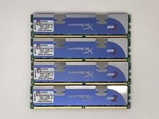 Kingston HyperX PC6400 (2GBx4=8GB) 800 MHz DDR2 SDRAM Memory (KHX6400D2K2/4GR)