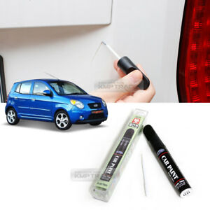 Car Paint Touch Up Scratch Remover Brush type for KIA 2008-10 Picanto / Morning