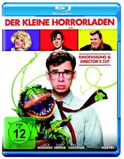 der kleine Horrorladen Kinofassung Directors Cut Blu Ray Video