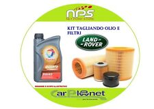 Kit Tagliando Olio LAND ROVER DEFENDER 2.5 TD5 90Kw/122cv dal 1998 AL 2003