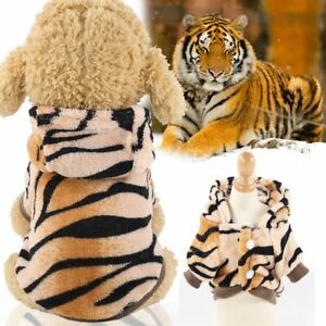 New Thicken Funny Pet Dog Sweatshirt Winter Warm Dog Pet Costume Hoodies Clothes