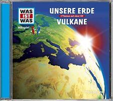 CD * WAS IST WAS - FOLGE 01 - UNSERE ERDE / VULKANE # NEU OVP !