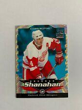 1999-00 Crown Royale Card-Supials #10 Brendan Shanahan - Detroit Red Wings