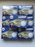 7 X McDonalds Happy Meal Game Cluedo Junior Travel All Sealed