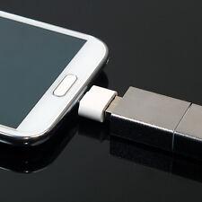 5 PZAS Micro USB OTG a 2.0 Adaptador Compatible para Móvil Samsung Tablet Piezas