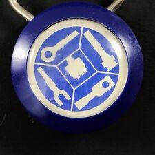 Vintage AMP Special Industries Plastic Keychain