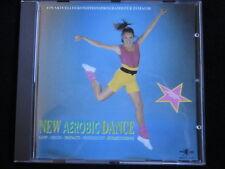New Aerobic Dance  - Renate Krack - Low, High, Impact, Workout, Stretching (CD)