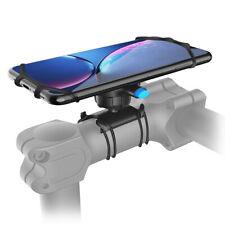 Bicycle Motorcycle Phone Holder Handlebar Mount Bracket for iPhone Samsung GPS