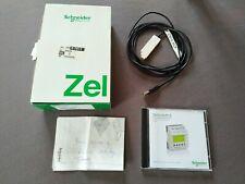 Nouvelle annonce Schneider Electric Zelio USB Cable & Soft 2 V4.3 Pour SR2/SR3