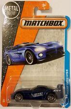 2016 Best of Matchbox - 1993 V8 Ford Mustang LX SSP Sheriff Police Car MINT