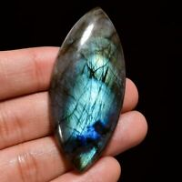 Tempting Top Grade Quiality 100/% Natural Labradorite Oval Shape Cabochon Loose Gemstone For Making Jewelry 31 Ct 32X17X7 mm A-425