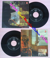 LP 45 7'' ANTONIO PRIETO El secreto Retrato italy RCA VICTOR 1209 no cd mc dvd