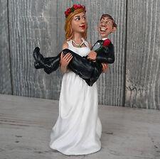 Funny Wedding - braut Trägt Bräutigam