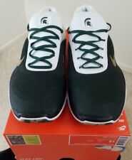 Nike Free Trainer V7 Running Shoes Michigan State Spartans Men's Size 15