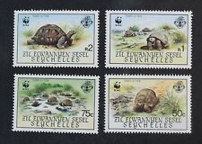 Ckstamps: Gb Stamps Seychelles Zil Elwanuyen Sesel Scott#131-134 Mint Nh Og