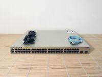 Cisco C6800IA-48FPD Catalyst 6800 Instant Access POE+ Switch 2x SFP+ Uplinks
