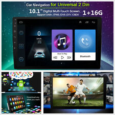 "Android 8.1 Double 2Din 10.1"" HD Quad-Core Car Stereo Radio GPS Wifi Mirror Link"