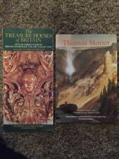 2 Brochures from Nat. Gallery of Art - Treasure Houses of Britain & Thomas Moran