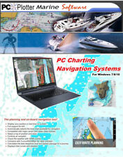Marine Navigation TImeZero 2019 Pro Chartplotter System for Windows PCs/Laptops.