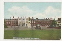 London, R.A. Barracks from Barrack Field, Woolwich Postcard, B149