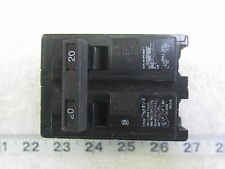 Murray MP220 2P 20A 240V Circuit Breaker, Used
