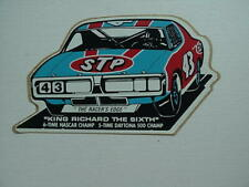 1975 RICHARD PETTY STICKER
