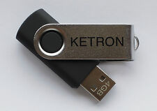Ketron Audya Style Update, Official UK USB Upgrade