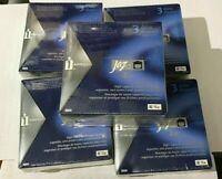 New Sealed IOMEGA Jaz 1GB disks PC MAC Formatted 3 Pack Professional Series