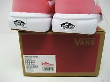 Vans UltraRange Rapidweld Strawberry Pink Running Shoes Lace up Womens Size 9.5