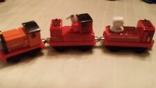 Learning Curve Thomas Take Along n Play Die Cast Train Rusty & the Rescue Cars