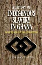 History of Indigenous Slavery In, a (P) (Paperback or Softback)