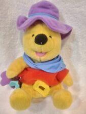 """Disney Winnie the Pooh Plush Ride'em Cowboy by Star Bean 8"""""""