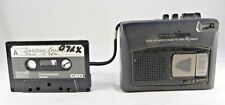 Radio Shack Voice Actuated Cassette Tape Recorder Player Walkman Audio Ctr-96