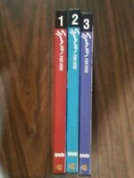 Spenser For Hire Complete series, DVD collection, seasons 1-3,16-discs
