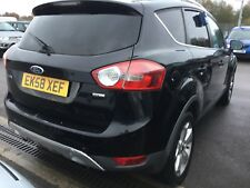 58 FORD KUGA 2.0 TDCI TITANIUM 4WD LEATHER - 5 STAMPS, HALF-LEATHER, NICE CAR