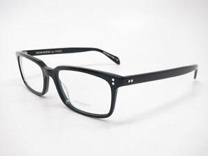 Oliver Peoples OV 5102 Denison 1005 Black Eyeglasses 53mm Rx-able
