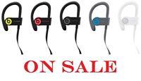 Beats by Dr. Dre Powerbeats 3 Wireless Bluetooth Headphones + Accessories