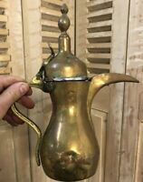 Cafetière Saoudienne Art Islamique Islam Perse Maroc Ancien Persian