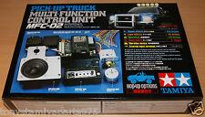 TAMIYA 53957 mfc-02 Furgone Pick-up multi-funzione Control Unit (f350/Hilux), PENNINO