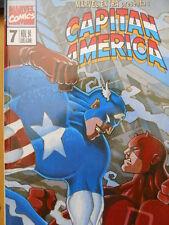 Marvel Extra presenta n°7 1994 : Capitan America  ed. Marvel Italia  [G.211]