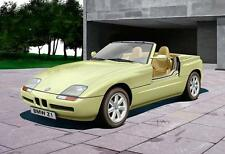 Revell 07361 - BMW Z1 Car Plastic Kit 1/24th Scale - Tracked 48 Post