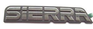 New GEN FORD SIERRA Mk1 1982-1987 TAILGATE BADGE NOS 6117609